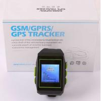 Buy cheap GPS301 Watch Mobile Phone LBS GPS Tracker Child Kids Elderly Safety W/ SOS & 2-Way Talk from wholesalers