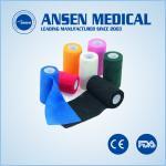 Buy cheap Medical Dressing Elastic Bandage Cohesive Vet Wrap Tape from wholesalers