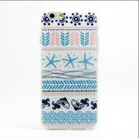 Buy cheap Durable Tribal Pattern Mobile Phone TPU Soft Case For Iphone 6 Accessories from wholesalers