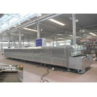 Wholesale Bread Biscuit Bun Production Line Cake Production Tunnel Oven from china suppliers