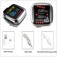 Portable Medical Care Laser Therapy Watch Reduce Blood Pressure Battery Powered