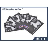 Contactless Smart ID Cards High Frequency Radio Frequency Identification RFID