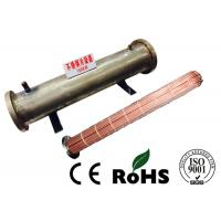 Buy cheap Professional Horizontal Shell And Tube Condenser R407C Refrigerant Energy Saving from wholesalers