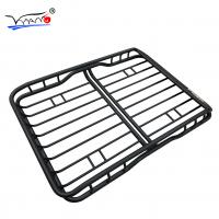 Buy cheap E012 M9 Steel Luggage Basket For Roof Racks With Fully Enclosed Spoiler Universal Type from wholesalers
