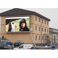 P5 Full Color Outdoor Advertising LED Display 2 Years Warranty Waterproof LED Billboard