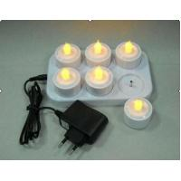 Buy cheap Rechargeable Tealight Candles from wholesalers