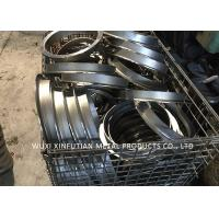 Buy cheap Precision Stainless Steel Tube Weld Fittings Elbow Reducer Shipbuilding Material from wholesalers