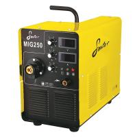 Buy cheap MIG250 IGBT 220/380V Dual Voltage Exchange Automatic Exchange Inverter MIG Welding Machine from wholesalers