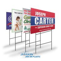 Buy cheap Wholesale 2-12mm Thick Advertising Coroplast Sign Board 4'x8' Coroplast Sheet from wholesalers