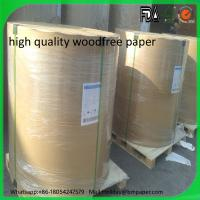 Buy cheap High quality Woodfree offset printing paper 55grams from wholesalers