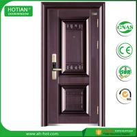 Buy cheap Fire Rated Steel Door with Thickened Metal Sheet Skin with CE Certificate from wholesalers