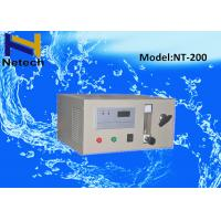 Buy cheap Ozone Detector Ozone Monitoring Instrument / Ozone Monitoring Equipment 0 - 200G/M3 from wholesalers