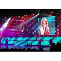 Buy cheap P10 Advertising SMD LED Screen Full Color For Shopping Mall / Stadium , Wide Viewing Angle from wholesalers