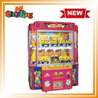 Buy cheap Electric Toy Crane Game Machine , Coin Operated Arcade Claw Machine from wholesalers