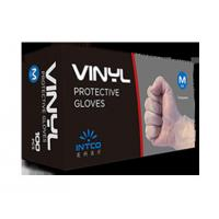 Buy cheap Synthetic Disposable Medical Gloves , Powder Free Vinyl Gloves  Nitrile Rubber Material from wholesalers