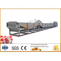 Buy cheap Automatic Turnkey Tomato Ketchup Sauce Jam Production Line ISO9001 Certification from wholesalers