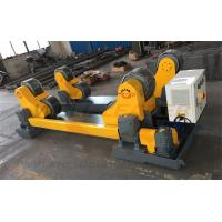 Self-Aligned Welding Rotator One Drive And One Idler , 400 x 120 mm PU rollers Manufactures