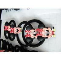 Wholesale Custom and wholesale black cartoon animal kids hair decorations cute christmas hair bow from china suppliers