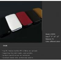 Buy cheap Exclusive Design Custom made size Durable Skidproof Cell Phone Leather Cases product
