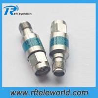 Buy cheap china factory 2W SMA fixed attenuator coaxial attenuator 1db.2db.3db.5db.6db.10db.15db.20db.30db 6Ghz 50ohm from wholesalers