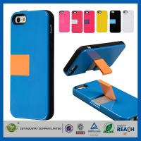 China Kickstand Apple Cell Phone Cases on sale