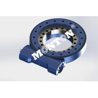 Buy cheap Solar Tracking Bracket Worm Gear Slew Drive Can Safely Hold Radial And Axial Loads from wholesalers