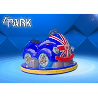 Buy cheap Cool Fiberglass Battery Powered Bumper Car Baby Ride On Toy  1 Year Warranty from wholesalers