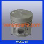 Buy cheap mazda r2 diesel engine piston RF01-23-200,R2Y0-11-SAO from wholesalers