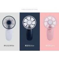 Buy cheap ABS PP Dry Battery Portable Noiseless Fan Front Mesh Cover from wholesalers