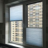 Buy cheap honeycomb blinds top down bottom up cordless system cellular blinds from wholesalers
