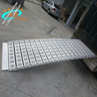Buy cheap 1m Width Car Truck Portable Loading Ramps 400kgs Load Capacity from wholesalers