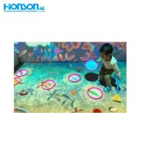 Buy cheap 2019 Projector electronic Magical Interactive simulation pleasure beach floor Projection interactive games from wholesalers