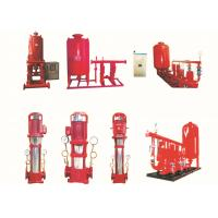 Buy cheap 200KW Fire Fighting Pump , Fire Protection Jockey Pump 2900 r/min from wholesalers