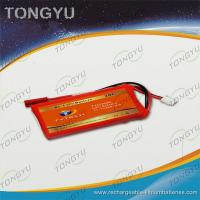 Buy cheap Portable 20C RC Boat RC Battery Pack 360mAh Lipo Battery Pack from wholesalers