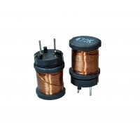 Buy cheap 150A Dip Ferrite Core Inductor 4.7mH Radial Lead Inductors from wholesalers