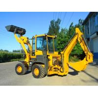 Buy cheap 2.5T Loading Capacity Backhoe Loader For Sale from wholesalers