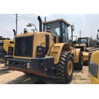 Buy cheap 2018 Year Used Wheel Loader Caterpillar 966H 8825*2960*3590mm from wholesalers