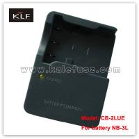 Buy cheap Digital Camera Charger 2LUE For Canon Battery NB-3L from wholesalers