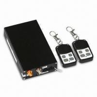Buy cheap Car Alarm Tracker with Remote Control, Suitable for Private Cars from wholesalers