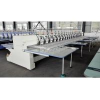 Buy cheap 18 Heads Computer Sewing Machine Embroidery , Multi Needle Home Embroidery Machine from wholesalers