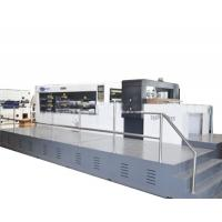 Buy cheap Automatic die-cutting and creasing machine with stripping from wholesalers