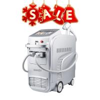 Buy cheap Vaccum Diode Laser Permanent Hair Removal And Skin Rejuvenation Machine from wholesalers