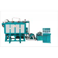Buy cheap Fan Feeding Auto Air Cooling EPS Block Moulding Machine Automatic Pneumatic from wholesalers