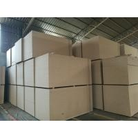 Buy cheap Construction Timber plywood water resistant 1220x2440mm E1 good price from wholesalers
