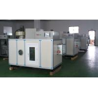 Wholesale Stand-alone Industrial Air Dehumidifier , Desiccant Rotor Capacity 23.8kg / h from china suppliers