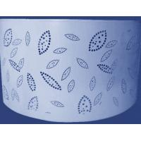 Decorative Blue / Black Ceiling Perforated Aluminum Panels Boards ASTM / AAMA Manufactures