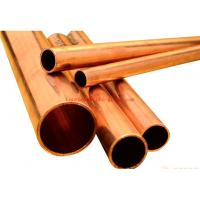 Buy cheap Single Shiny VLP Red Copper Electrolytic Copper Foil For Vehicle , Sheet Size from wholesalers