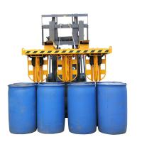 Buy cheap 8 Drums Once Special Carrying-Clamp Drum Stacker for Crane And Forklift Heavier Design from wholesalers