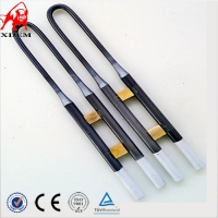 Buy cheap Furnace Molybdenum Disilicide Mosi2 Heating Elements Rods Mosi2 Heaters from wholesalers