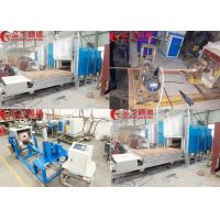 Buy cheap Copper Plate Horizontal Continuous Casting Machine With High Efficiency from wholesalers